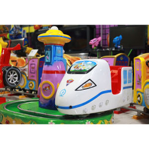 7 Seats Mini Train Kiddle Ride for Kids pictures & photos