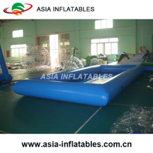 Commercial Useinflatable Water Pool with Water Ball pictures & photos