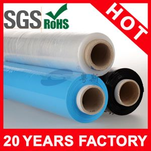Clear/Black Stretch Wrap Film (YST-PW-069) pictures & photos