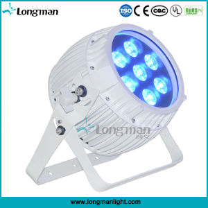 Rgbawuv 7*14W RoHS Battery LED Lights for Stage pictures & photos