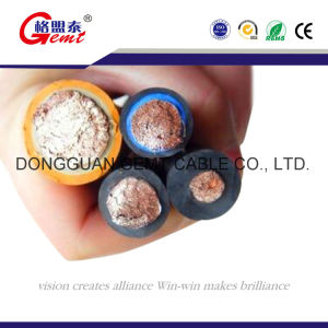 Professional Rubber Welding Cable Manufacture for Marchine pictures & photos