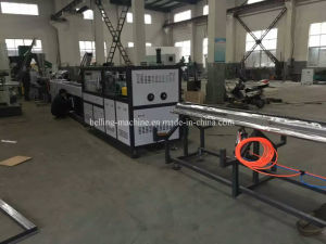 16mm 40mm 50mm 63mm PVC Two Pipes Extrusion Line pictures & photos