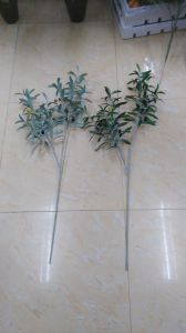 Best Selling Artificial Flowers of Olive Leaves Gu-Jy902123507 pictures & photos