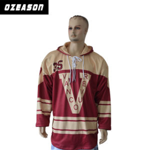 OEM Service Wholesale Custom Sublimated Ice Hockey Jersey pictures & photos