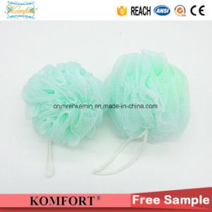 Bath Pouf Sponge Loofahs Mesh Brush Shower Ball (JM427A) pictures & photos