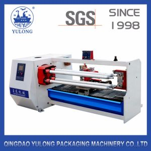Yl-708e Four Shafts Auto Cutter, Adhesive Tape Making Machine pictures & photos