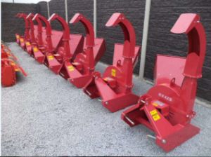 Forestry Machinery Wood Chippers for Sale (BX42) pictures & photos
