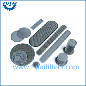 Stainless Steel Twill Weave Filter Disc for Yarn Machine pictures & photos