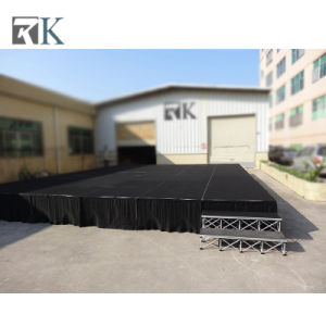 Rk 24FT X24FT Smile Stage /Hotel Portable Stage for Outdoor Event pictures & photos