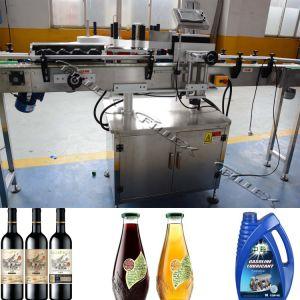Automatic Paste Label Labeling Machine Forcans, Jars pictures & photos