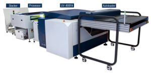 Ecoographix Prepress Solution Automatic Online Thermal CTP pictures & photos
