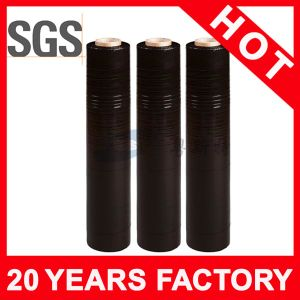 Black LDPE Stretch Packaging Film pictures & photos
