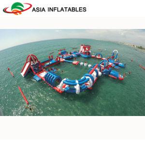 Beach Inflatable Water Park, Commercial Aqua Park pictures & photos