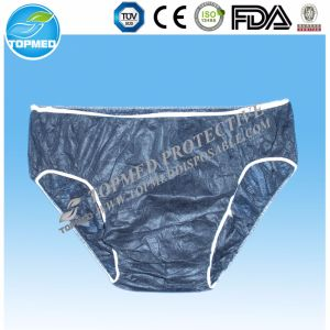 Disposable G String/Brief/Panty/Thong/Tanga Disposable Underwear Factory pictures & photos