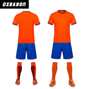 China Factory Direct Custom Made Sublimation Jersey Football Soccer Jersey pictures & photos