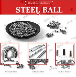 "AISI1015 5/32"" Carbon Steel Ball pictures & photos"