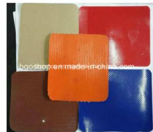 Fire Resistant PVC Tarpaulin Cover for Petroleum Pipeline pictures & photos