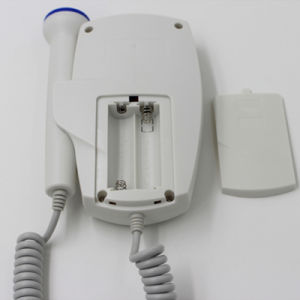 Color TFT Screen Fetal Doppler with Ce (WP06) pictures & photos