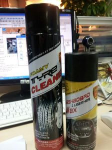 China Car Care Product Foam Cleaner pictures & photos