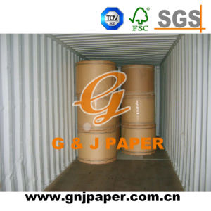 Reasonable Price Kraft/Craft Paper in Reel for Packaging pictures & photos