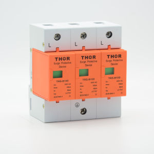 Surge Suppressor 60ka Lightning Protection for CE pictures & photos