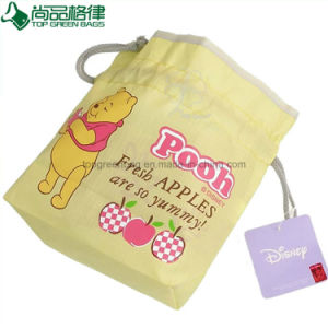 Custom Promotion Cheap Drawstring Non Woven Gift Bag Carrier Holder pictures & photos