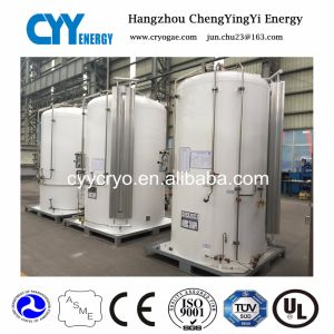 Liquid Oxygen Nitrogen Argon Carbon Dioxide Micro bulk tank with ISO tandard pictures & photos