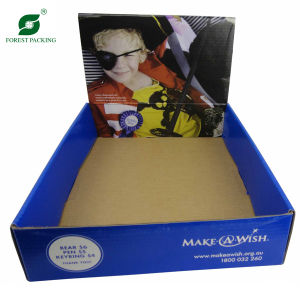 Chocolate Display Box with Clear Window pictures & photos