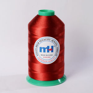 210d/1*2 Nylon High Tenacity Sewing Thread pictures & photos