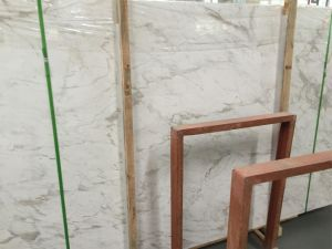 Volakas White Marble Tiles for Flooring or Wall pictures & photos