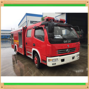 Small Control Fire Rescue Vehicle Fire Tender pictures & photos