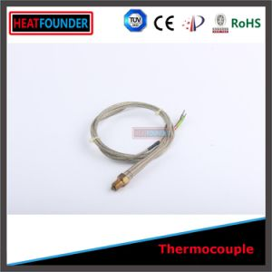 Industrial Thermocouple Sensor K Type with 2m Wire pictures & photos