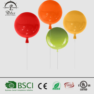 Modern Colorful Decorative Balloon Ceiling Lamp for Baby Room Chandelier Lighting pictures & photos