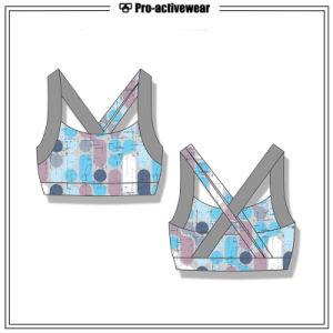 Wholesale Clothing Women Tank Top Sexy Yoga Sports Bra pictures & photos