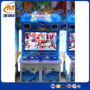 Funny Coin Operated Go Fishing Redemption Ticket Game Machine for 4 Player with Ce pictures & photos