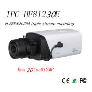 Dahua 12m Box Network Camera with 4K Effective Pixels IP Camera{Ipc-Hf81230e} pictures & photos