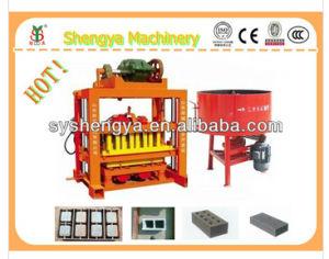 Qtj4-40 Concrete Brick/Paver Brick/Tiger Stone Machinery Price pictures & photos