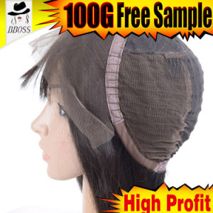 Charming 150% Density Brazilian Front Lace Wig Factory Under $5 pictures & photos