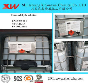 High Quality Formaldehyde Solution/Industrial Grade CH2o pictures & photos
