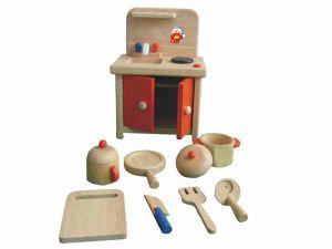 Woody Modern Kitchen (YF1002)