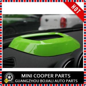 Green Color Head-up Display Cover for Mini Cooper All Series (1PC/Set) pictures & photos