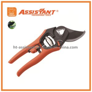 Gardening Tools Hand Pruners Adjustable Grips Bypass Pruning Shear pictures & photos