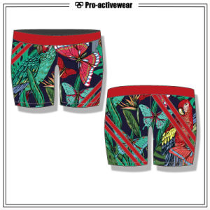 Wholesale Polyester Spandex Yoga Shorts Custom High Quality Gym Wear pictures & photos