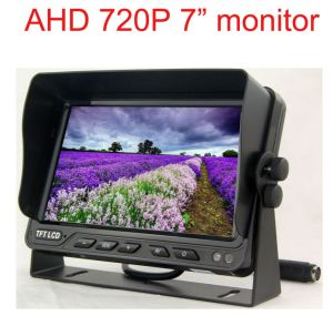 Ahd 720p 7inch Digital LCD Car Rear View Monitor pictures & photos