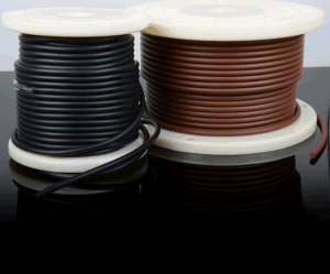 Black NBR O Ring Cord, Brown Viton/FKM/FPM/Fluorocarbon O Ring Cord pictures & photos