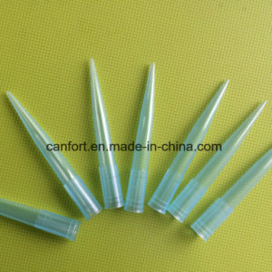 Disposable Micro Pipette Tips 1000UL for Laboratory/Medical/Hospital pictures & photos