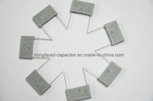Cbb62 X2 Class Metallized Polypropylene Film Interference Suppression Capacitor MKP pictures & photos