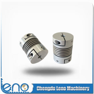 Stainless Steel Flexible Shaft Clamp Type Jb2 Bellow Couplings pictures & photos