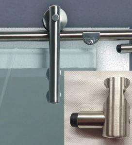 Modern Interior Stainless Steel Sliding Glass Door Hardware Popular for American Market