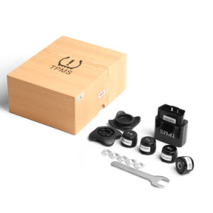 Better Quality TPMS Tire Pressure Monitor System Bluetooth OBD APP Bluetooth Connect pictures & photos